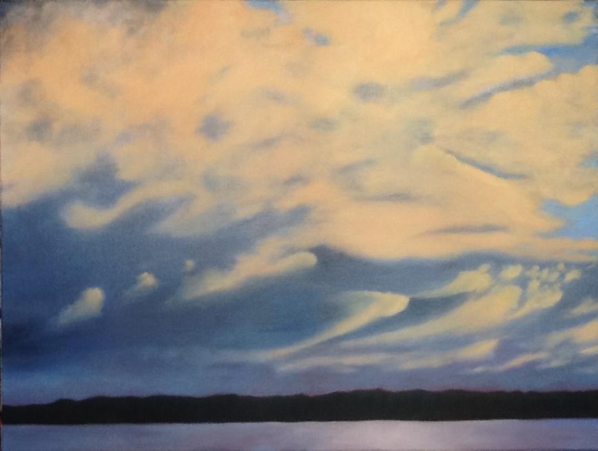 Three Mile Harbor: Sunset View